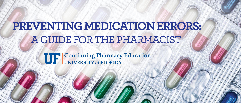 Medication Errors Banner